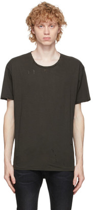 R 13 Brown Surplus Destroyed T-Shirt