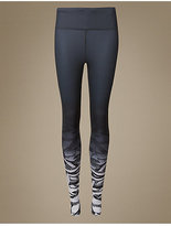 M&S Collection Printed Leggings
