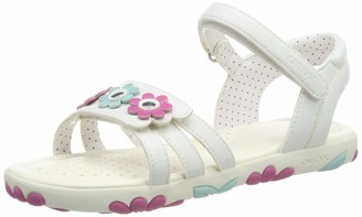 Geox J Sandal Hahiti Girl D Girl's Open Toe Sandals