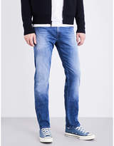 Replay Grover Hyperflex Slim-fit Tapered Jeans