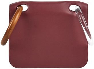 Roksanda Burgundy Leather Handbags