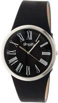 Simplify The 2000 Collection 2002 Men's Watch
