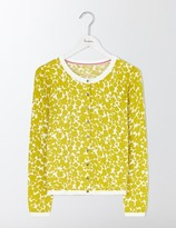 Boden Polly Printed Cardigan