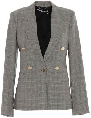 Stella McCartney Tailored Check Blazer