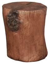 Powell Company Hunter Faux Wood Accent Stool