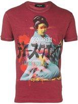 DSQUARED2 'Jo Jo San' T-shirt