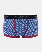 Geometric Print Boxers