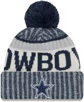 New Era NewEra and NFL Sport Knit Knitted Bobble Cuff Beanie ~ Dallas Cowboys