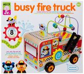 Alex Jr. My Busy Fire Truck Activity Center