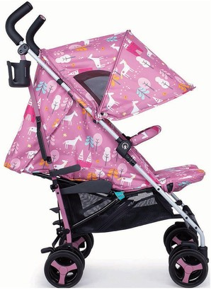 Cosatto Supa 3Stroller - Dusky Unicorn Land