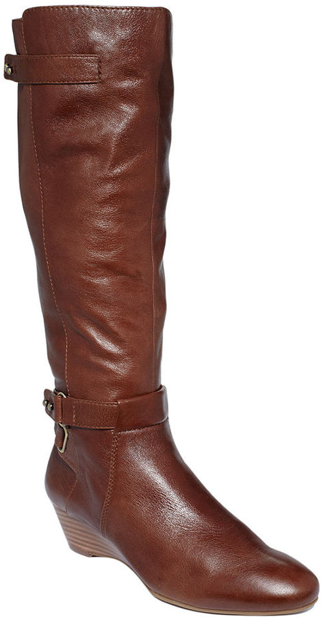Bandolino Shoes, Ajem Tall Wedge Boots