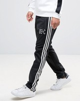 adidas 83-C Joggers In Black BK7492