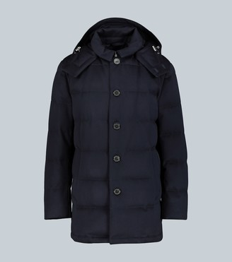 MACKINTOSH Auchavan wool down jacket