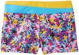 Jacques Moret Girls 4-14 Handspring Stars Gym Micro Shorts