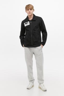 Edwin Apollo Thomas Black Jacket - Black L at Urban Outfitters