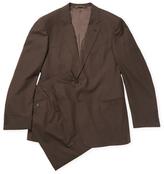 Armani Collezioni Wool Notch Lapel Suit