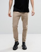 AllSaints Slim Fit Chino
