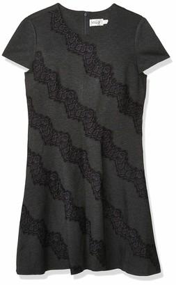 Brinker & Eliza Women's Cap Sleeve Fit & Flare Dress