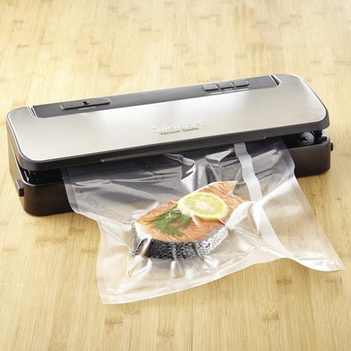 Cuisinart Stainless-Steel Vacuum Sealer