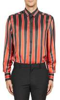 Givenchy Striped Silk Shirt