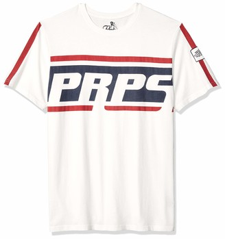 Mens Riders Tee PRPS Goods /& Co