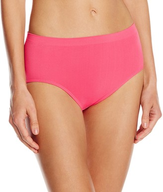Ahh By Rhonda Shear Women's Seamless High Cut Brief