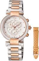 Women's Berletta Chrono Diamond Watch