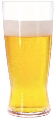 Spiegelau Beer Classics 4 Piece Crystal Lager Glass Set 445ml
