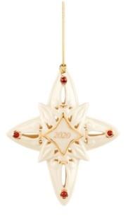 Lenox 2020 Gleaming Star Ornament