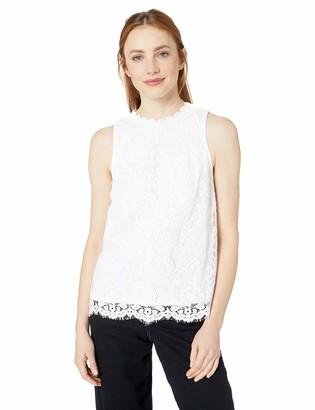 Kensie Women's Spring Lace Top