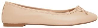 Jane Debster Fonteyn Nude Glove Flat Shoes