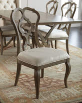 Bernhardt Gant Side Chairs, Pair