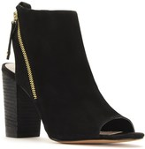 Juicy Couture Fiona Open-Toe Bootie