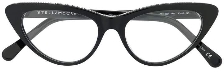 7622e96f86901 Thick Black Frame Glasses - ShopStyle
