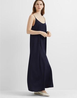 Club Monaco Trapeze Slip Dress