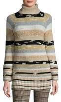 Missoni Wool & Cashmere Striped Sweater