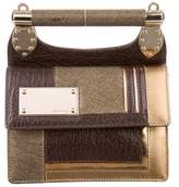 Etro Textured Leather Bag