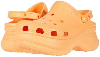 Crocs Classic Bae Clog (Black) Women's Clog Shoes