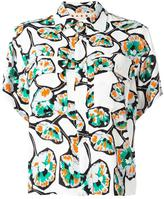 Marni Whisper print blouse - women - Viscose - 44