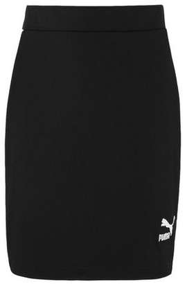 Puma Classics Ribbed Skirt Mini skirt