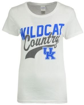 Top of the World Women's Kentucky Wildcats Mascot Country T-Shirt