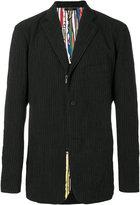 Issey Miyake zip up blazer