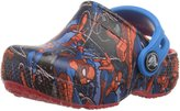 Crocs Boy's Crocsfunlab Spiderman Clog