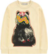 Stella McCartney Graphic organic cotton sweatshirt