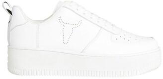 Windsor Smith Racerr White Sneaker