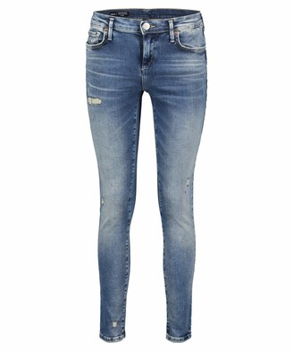 True Religion Women's Jeans Halle Lacey