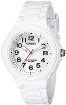 Casio Women's LX-S700H-7BVCF Solar White Watch