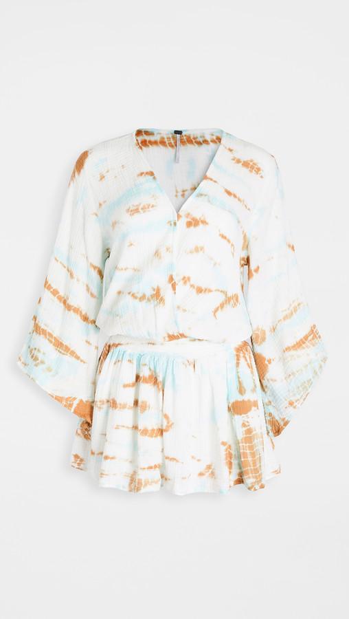 Young Fabulous & Broke Ellery Gauze Dress