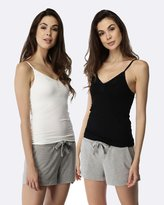 Deshabille My Everything Cami - 2 Pack