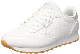 Skechers Women's OG 85 - Old School Cool-699 Low-Top Sneakers, White (White Wht), 35 EU